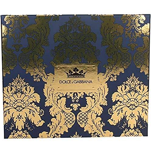 DoIce & Gabbana k eau toilette 100ml + gel de ducha 50ml + eau toliette 10ml