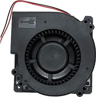 radial blade blower