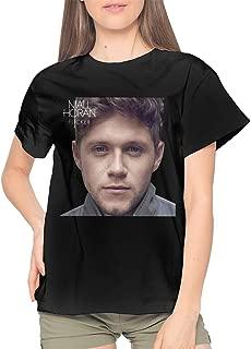 Womens Niall Horan Flicker Music Band T Shirt Classic Top
