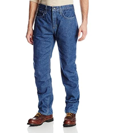 Carhartt Big Tall Flame-Resistant Lined Utility Denim Jeans