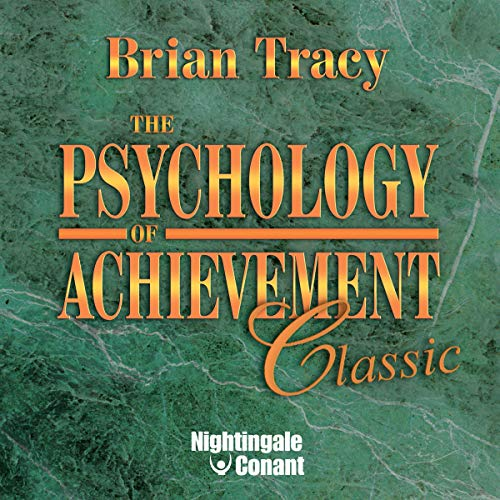 Couverture de The Psychology of Achievement