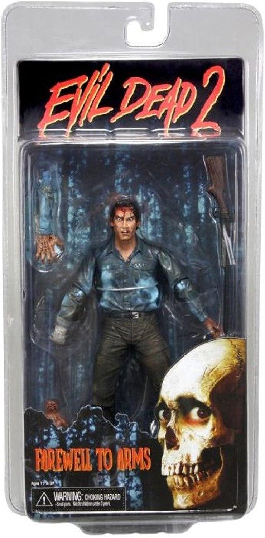 bajo precio del 40% Evil Dead 2 Serie 1 Adiós a a a las armas de Ceniza 17,5 cm Figura de Acción de poses  buen precio