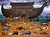 Buffalo Games - Charles Wysocki - Noah & Friends - 1000 Piece Jigsaw Puzzle