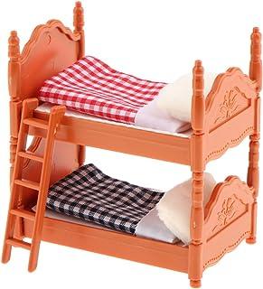 Homyl 1//12 Echelle Meubles de Chambre Enfant D/écoration pour Dollhouse Accessoire