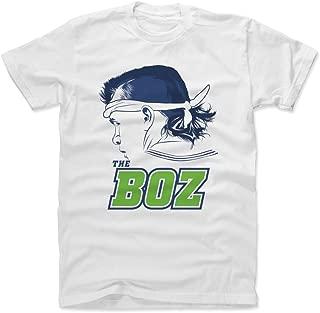 500 LEVEL Brian Bosworth Shirt - Vintage Seattle Football Men's Apparel - Brian Bosworth Silhouette