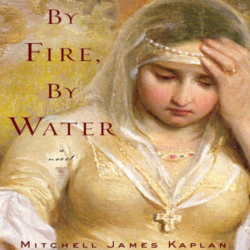 By Fire, By Water audiobook cover art