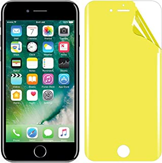 LIJINGFANG For iPhone 7/8 Soft TPU Full Coverage Front Screen Protector