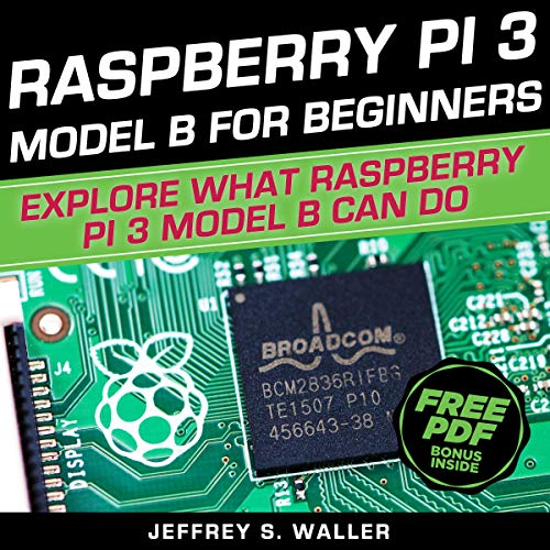 Raspberry Pi 3 Model B for Beginners cover art