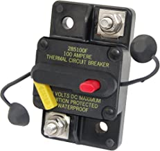 Blue Sea Systems Circuit Breaker, 150Amp, Surface Mount 7189