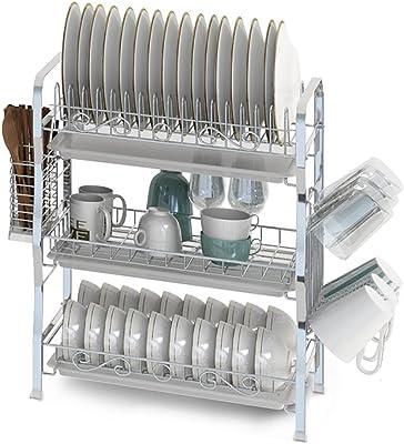 Amazon.com: WN – Armario de tela para ropa de cocina ...