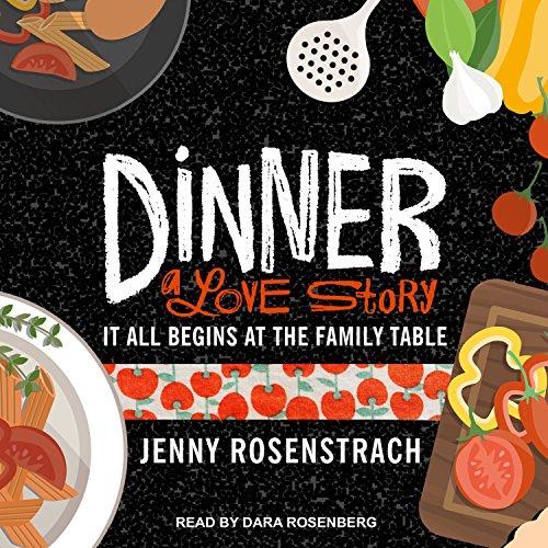 Dinner audiobook cover art