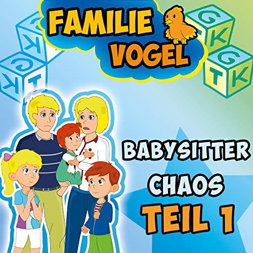 『Babysitterchaos 1』のカバーアート
