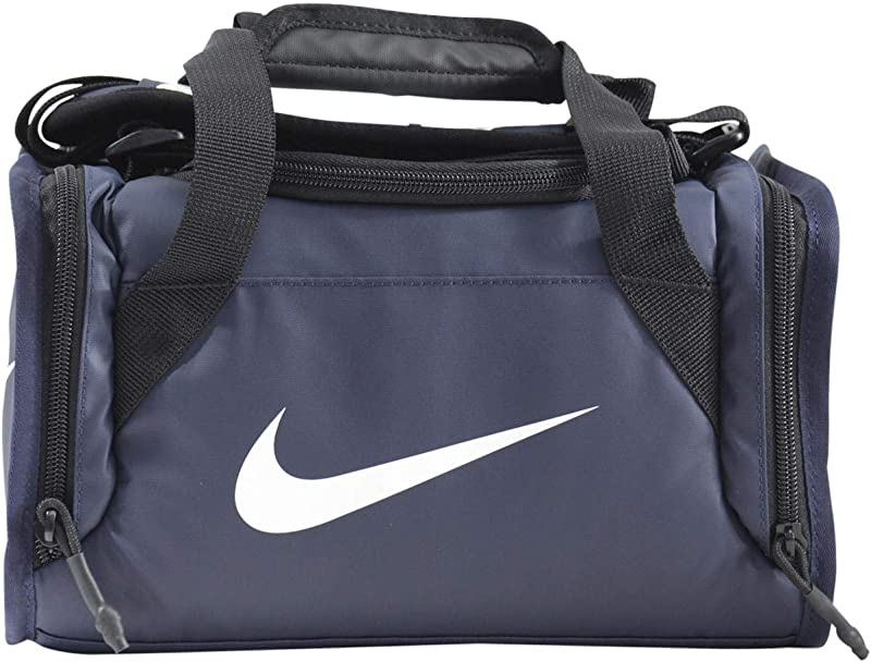 Nike Kid S Brasilia Insulated Medium Obsidian Lunch Box Bag