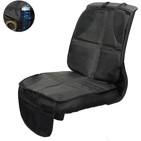Autositzauflage Auto Sitzauflage Kindersitz Kindersitzunterlage Rutschfest Sitzschoner Auto Sitzunterlage 1 Stück Küche Haushalt