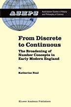 From Discrete to Continuous: The Broadening of Number Concepts in Early Modern England