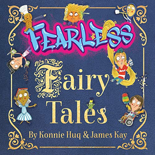 Fearless Fairy Tales cover art