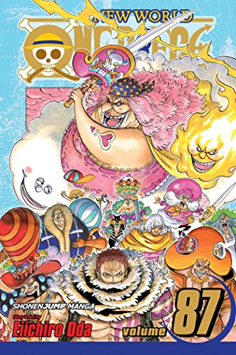 One Piece 87: Bittersweet [Lingua Inglese]