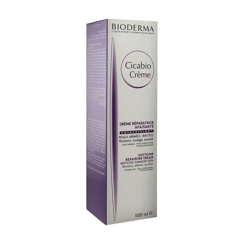 人種インチ線Bioderma Cicabio Cream 100ml [並行輸入品]