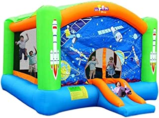 Kid Inflatable Castles Outdoor Trampoline Indoor Small Children s Air Cushion Toy Pool Children s Fitness Equipment Sports...