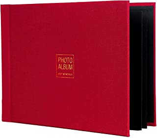 VMS Imperial Thermal Album Cover 4R (10x15 cm) [Maroon] with Inner Cover and Photo Album