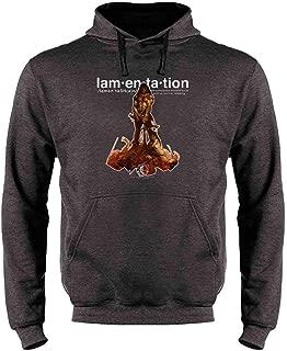 Barbarian Lamentation by Frank Frazetta Art Sweatshirt Hoodies for Men