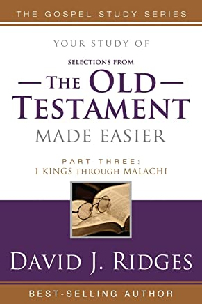 (Selections from) The Old Testament Made Easier, Second Edition (Part 3)