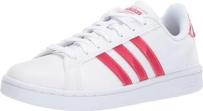 Amazon.com: Pink and White adidas