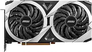 """MSI Karta graficzna Radeon RX 6700 XT MECH 2X 12G OC """"12 GB GDDR6, AMD, 3 x DisplayPort, HDMI, system chłodzenia Dual Fan"""