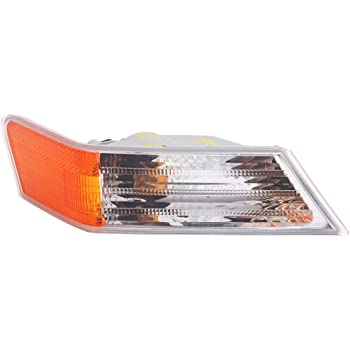 TYC 12-5283-00-1 Compatible with JEEP Patriot Front Right Replacement Turn Signal Lamp