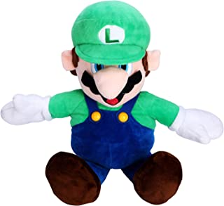 FAIRZOO Super Mario Plush, Luiqi, Mario Soft Stuffed Plush Toy Green - 13