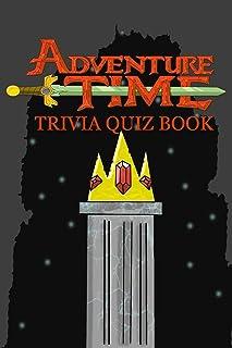 Adventure Time: Trivia Quiz Book