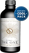 Quicksilver Scientific The ONE Mitochondrial Optimizer - BioPQQ, Resveratrol + 13 Adaptogenic Ultra Energy Herbs (3.38 Ounces, 100 Milliliters)