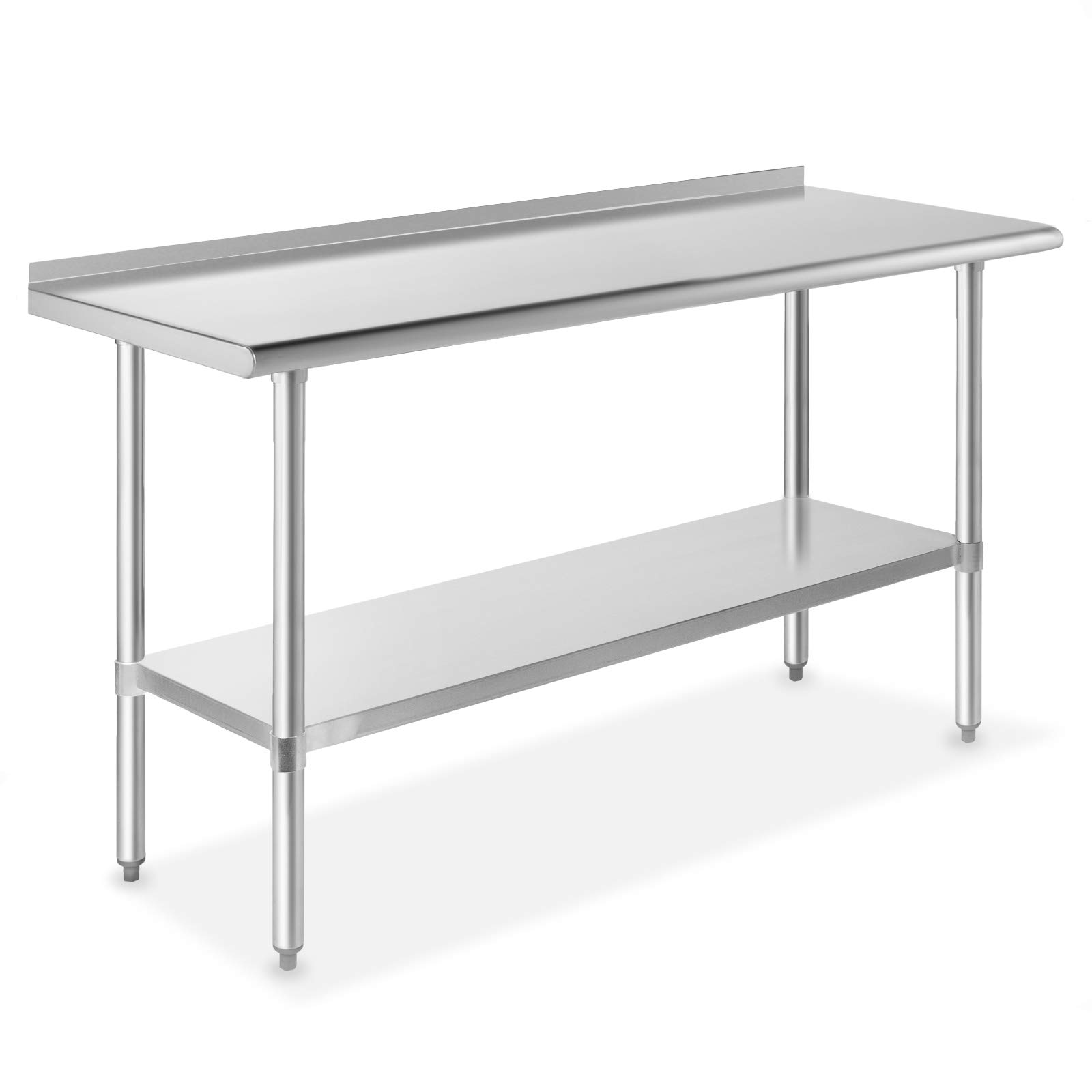 """HEAVY DUTY 24/"""" x 60/"""" ALL Stainless Steel Work Prep Table Commercial 16 Gauge NSF"""