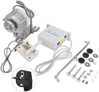 Servomotor, 750W 7N.M Torsión Máxima 0~4000Rpm Motor de Máquina de Coser de Ahorro Energía Ajustable Servomotor Silencioso...