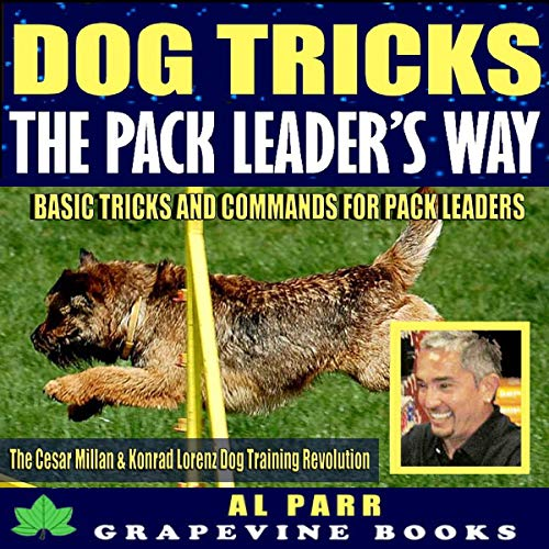 Dog Tricks the Pack Leader's Way! audiobook cover art