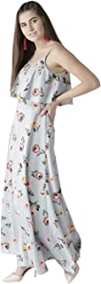 Harpa Shoulder Straps Without Sleeves Dress