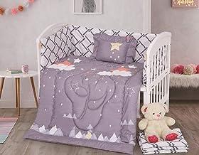 5-Piece Baby Collection Crib Bedding Set-Lucas-012