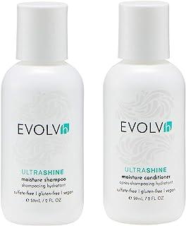 EVOLVh - Organic Healthy Hair Travel Duo