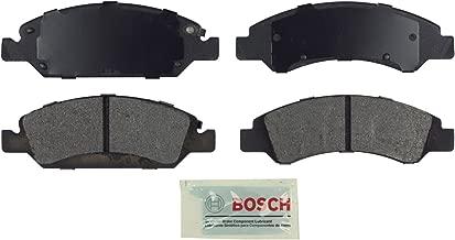 Bosch BE1363 Blue Disc Brake Pad Set for Select 2008-16 Cadillac Escalade; Chevrolet Avalanche, Silverado, Express, Suburban, Tahoe; GMC Savana, Sierra, Yukon - FRONT