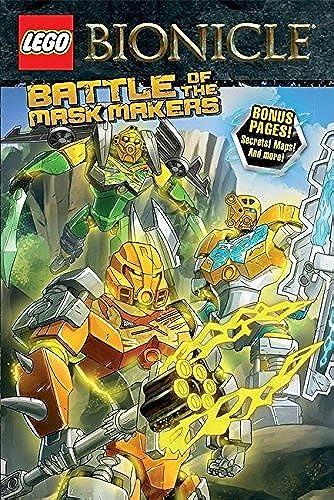 ventas en linea 02  Battle of the the the Mask Makers (Graphic Novel) (LEGO Bionicle) by Ryder Windham (2016-04-28)  ventas de salida
