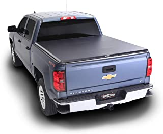 TruXedo TruXport Soft Roll Up Truck Bed Tonneau Cover   273301   fits 2020 - 2021 GMC Sierra & Chevrolet Silverado HD Seri...