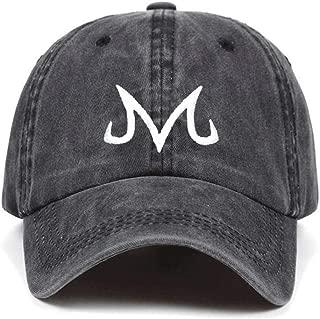 2019 New Brand Majin Buu Snapback Cap Cotton Washed Baseball Cap for Men Women Hip Hop Dad Hat