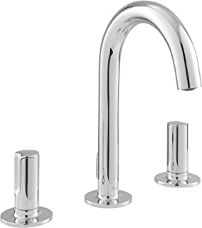 American Standard 7105821.002 Studio S Widespread Bathroom Faucet with Knob Handles, Polished Chrome
