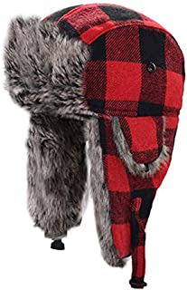 Best plaid hunting hat Reviews