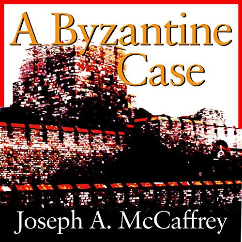 A Byzantine Case cover art