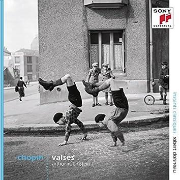 Chopin: Valses ((Remastered))