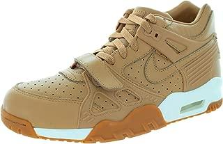 NIKE Air Trainer 3 PRM QS Mens Cross Training Shoes 709989-200 Pale Shale Pale Shale-Slate-Gum Medium Brown 9 M US