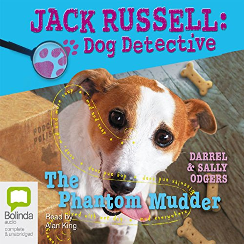 Jack Russell 2 audiobook cover art