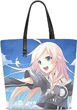 Maxm Ame No Uta Vocaloid Ia Anime Girl Sky Tote Bag Purse Handbag For Women Girls