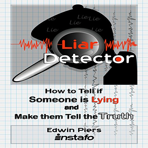 Liar Detector  By  cover art